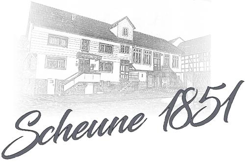 Scheune 1851· Hochzeiten · Familienfeste · Betriebsfeiern · Tagungen in Willingshausen Wasenberg